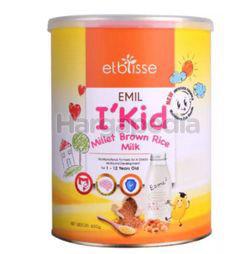 Etblisse Emil I'Kid Millet Brown Rice Milk 650gm