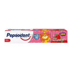 Pepsodent Kids Toothpaste Strawberry 50gm