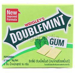 Wrigley's Doublemint Peppermint 16gm