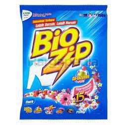 Bio Zip Detergent Powder Floral 750gm