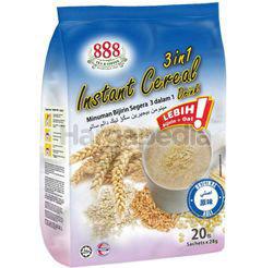 888 3in1 Instant Cereal Drink Original 20x28gm
