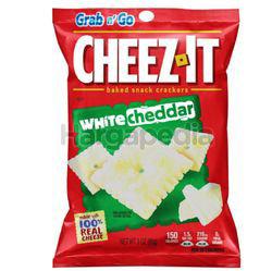 Cheez-It Grab N Go White Cheddar 85gm