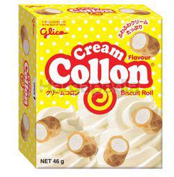 Glico Collon Biscuit Roll Cream 46gm