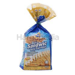 Mighty White Enriched Sandwich Bread 400gm