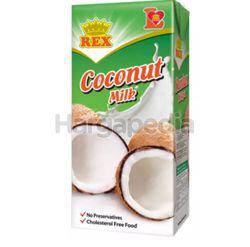 Rex Coconut Milk 1lit