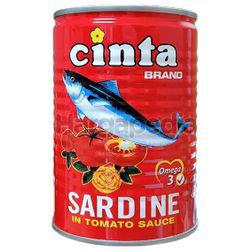 Cinta Sardine in Tomato Sauce 425gm