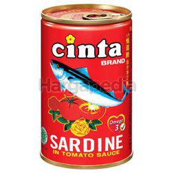 Cinta Sardine in Tomato Sauce 155gm