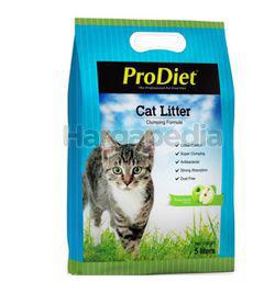 Pro Diet Cat Litter Apple 5lit