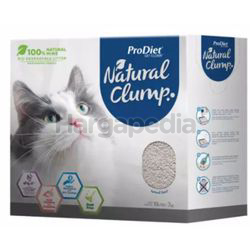 Pro Diet Cat Litter Natural Clump 10lit