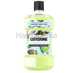 Listerine Coconut & Lime Mouth Rinse 500ml