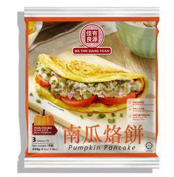Jia You Liang Yuan Pumpkin Pancake 3s 240gm