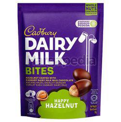 Cadbury Dairy Milk Bites Happy Hazelnut 50gm