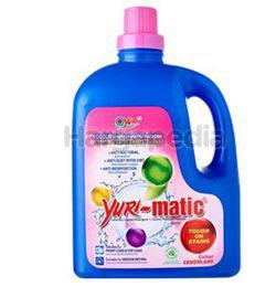 Yuri Matic Detergent Liquid Colour 2.8kg