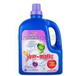 Yuri Matic Detergent Liquid Low Suds 2.8kg