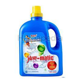 Yuri Matic Detergent Liquid Tough Stain 2.8kg