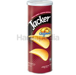Jacker Potato Crisps Original 150gm