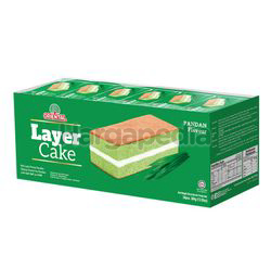 Oriental Layer Cake Pandan 24x16gm