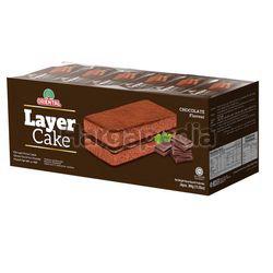 Oriental Layer Cake Chocolate 24x16gm
