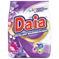 Daia Powder Detergent Pouch Colour Shield 2.3kg