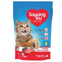 Sayangku Cat Food Chicken Tuna 1kg