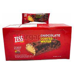 Zess Chocolate Coated Wafer Chocolate 24x22gm