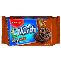 Munchy's Captain Munch  Chocolate Cream 55gm