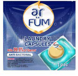 ar FUM Laundry Capsules Anti-Bacteria 12gm