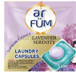 ar FUM Laundry Capsules Lavender Serenity 12gm