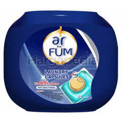ar FUM Laundry Capsules Anti-Bacteria 42x12gm