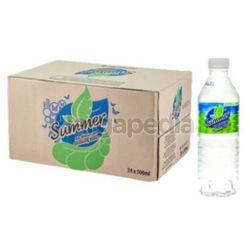 Summer Drinking Water 24x500ml