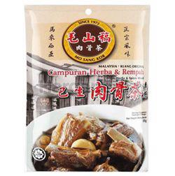 Mo Sang Kor Bah Kut Teh Herb & Spiced Mixed Soup 55gm