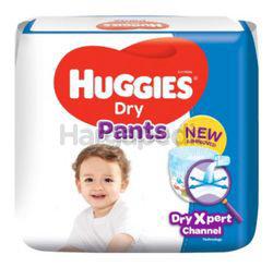 Huggies Dry Pants Travel Pack L12