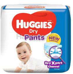 Huggies Dry Pants Travel Pack M14