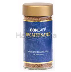 Boncafe Decaffeinated Freeze-Dried Instant Coffee 100gm