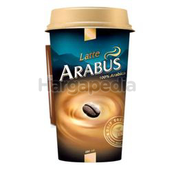 Arabus Coffee Drink Latte  200ml