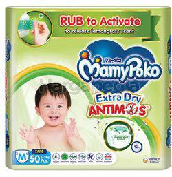 Mamy Poko Extra Dry Protect Antimos Tape M50