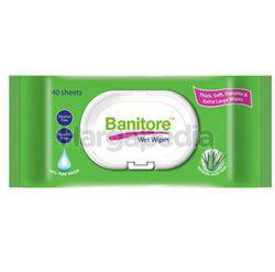 Banitore Wet Wipe 40s