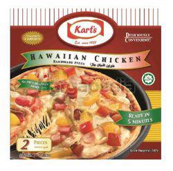 Kart's Pizza Hawaiian Chicken 2x140gm