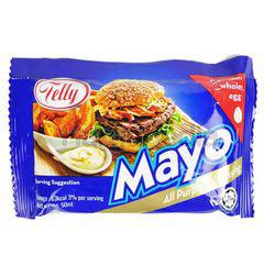 Telly All Purpose Mayo Sachet 50ml