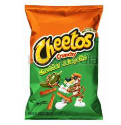 Cheetos Crunchy Cheddar Jalapeno 226.8gm