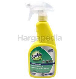 Sunlight Professional No-Rinse Sanitizer 500ml