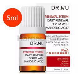Dr.Wu Daily Renewal Serum with Mandelic Acid 5ml