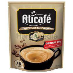 Ali Cafe 5in1 Tongkat Ali Ginseng Original Coffee 10x20gm