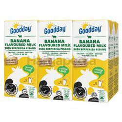 Goodday UHT Banana Milk 6x200ml