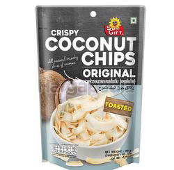 Sungift Crispy Coconut Chips 40gm