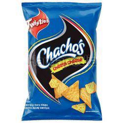 Twisties Chacho's Cheesy Cheese 70gm