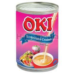Oki Evaporated Creamer 390gm