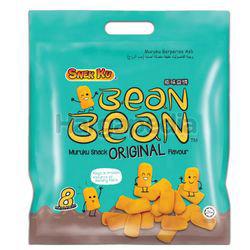 Snek Ku Bean Bean Muruku Snack Original Flavour 8x14gm