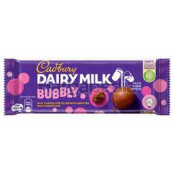 Cadbury Dairy Milk Bubbly 50gm