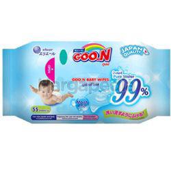 Goo.N Baby Wipes 55s